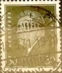 sello : Europa : Alemania : Intercambio mas 0,40 usd 30 pf. 1928