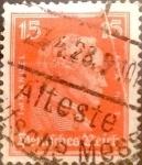 Sellos de Europa - Alemania -  Intercambio 0,20 usd 15 pf. 1926