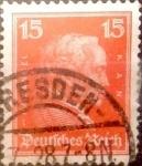 Sellos de Europa - Alemania -  Intercambio ma2s 0,20 usd 15 pf. 1926