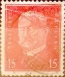 Sellos de Europa - Alemania -  Intercambio 0,30 usd 15 pf. 1928
