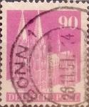Sellos de Europa - Alemania -  Intercambio 0,20 usd 90 pf. 1948