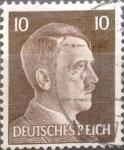 Sellos de Europa - Alemania -  Intercambio ma2s 0,20 usd 10 pf. 1941