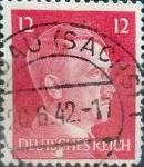 Sellos de Europa - Alemania -  Intercambio ma3s 0,20 usd 12 pf. 1941