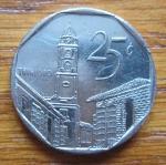monedas de America - Cuba -  MONEDA DE CUBA - TRINIDAD - ( ANVERSO)