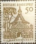 Sellos de Europa - Alemania -  Intercambio 0,20 usd 50 pf. 1964