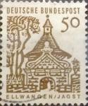 Stamps Germany -  Intercambio 0,20 usd 50 pf. 1964
