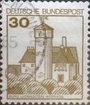 Sellos de Europa - Alemania -  Intercambio 0,20 usd 30 pf. 1977