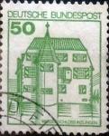 Stamps Germany -  Intercambio 0,20 usd 50 pf. 1979