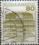 Sellos del Mundo : Europa : Alemania : Intercambio 0,20 usd 80 pf. 1982