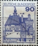 Stamps Germany -  Intercambio 0,35 usd 90 pf. 1979