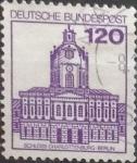 Sellos de Europa - Alemania -  Intercambio 0,40 usd 120 pf. 1982