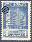 Sellos del Mundo : America : Cuba : Gran Templo Nacional Masónico en La Habana
