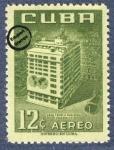 Sellos de America - Cuba -  Gran Templo Nacional Masonico en La Habana