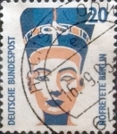 Stamps of the world : Germany :  Intercambio 0,20 usd 20 pf. 1989