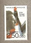 Stamps France -  Arthur Honegger