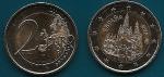 monedas del Mundo : Europa : España :  Catedral de Burgos