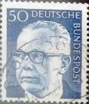 Sellos de Europa - Alemania -  Intercambio 0,20 usd 50 pf. 1971