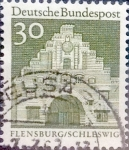 Sellos del Mundo : Europa : Alemania : Intercambio 0,20 usd 30 pf. 1966