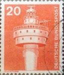 Sellos de Europa - Alemania -  Intercambio 0,20 usd 20 pf. 1976
