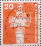 Stamps Germany -  Intercambio 0,20 usd 20 pf. 1976