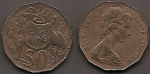 monedas del Mundo : Oceania : Australia :  escudo