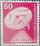 Sellos de Europa - Alemania -  Intercambio 0,20 usd 50 pf. 1975