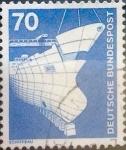 Sellos de Europa - Alemania -  Intercambio 0,20 usd 70 pf. 1975
