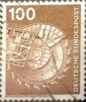Sellos de Europa - Alemania -  Intercambio 0,20 usd 100 pf. 1975