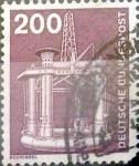 Stamps Germany -  Intercambio 0,30 usd 200 pf. 1975