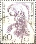 Sellos de Europa - Alemania -  Intercambio 0,20 usd 60 pf. 1987