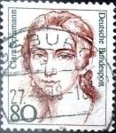 Sellos de Europa - Alemania -  Intercambio 0,20 usd 80 pf. 1986