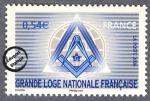 Sellos de Europa - Francia -  Gran Logia Nacional de Francia