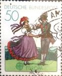 Sellos de Europa - Alemania -  Intercambio 0,20 usd 50 pf. 1981