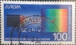 Sellos de Europa - Alemania -  Intercambio 0,45 usd 100 pf. 1994