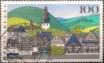 Sellos del Mundo : Europa : Alemania :  Intercambio mas 0,55 usd 100 pf. 1995