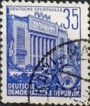 Sellos de Europa - Alemania -  Intercambio 0,20 usd 35 pf. 1953