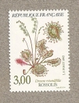 Stamps France -  Drosera