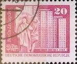 Sellos de Europa - Alemania -  Intercambio 0,20 usd 20 pf. 1980