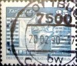 Sellos del Mundo : Europa : Alemania : Intercambio 0,25 usd 35 pf. 1980