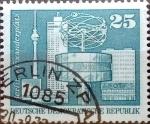 Sellos de Europa - Alemania -  Intercambio 0,20 usd 25 pf. 1973