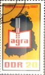 Sellos de Europa - Alemania -  Intercambio nxrl 0,20 usd 20 pf. 1967