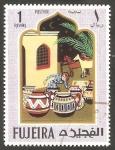 Stamps : Asia : United_Arab_Emirates :  Fujeira - Cuento árabe
