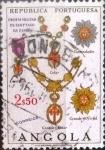 Stamps : Africa : Angola :  Intercambio 0,20 usd 2,50 escudos 1967