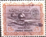 Stamps : Asia : Saudi_Arabia :  Intercambio 1,50 usd 6 piastras 1960
