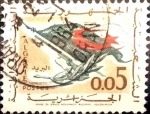 Stamps : Africa : Algeria :  Intercambio jxa 0,20 usd 5 cents. 1963