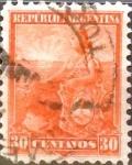 Sellos del Mundo : America : Argentina : Intercambio 0,50 usd 30 cents. 1901