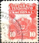 Sellos de America - Argentina -  Intercambio 0,20 usd 10 cents. 1xxx