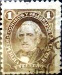 Sellos del Mundo : America : Argentina : Intercambio daxc 0,50 usd 1 cents. 1890