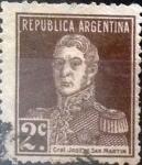 Sellos del Mundo : America : Argentina : 2 cents. 1923