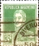 Sellos del Mundo : America : Argentina : Intercambio 0,25 usd 3 cents. 1923